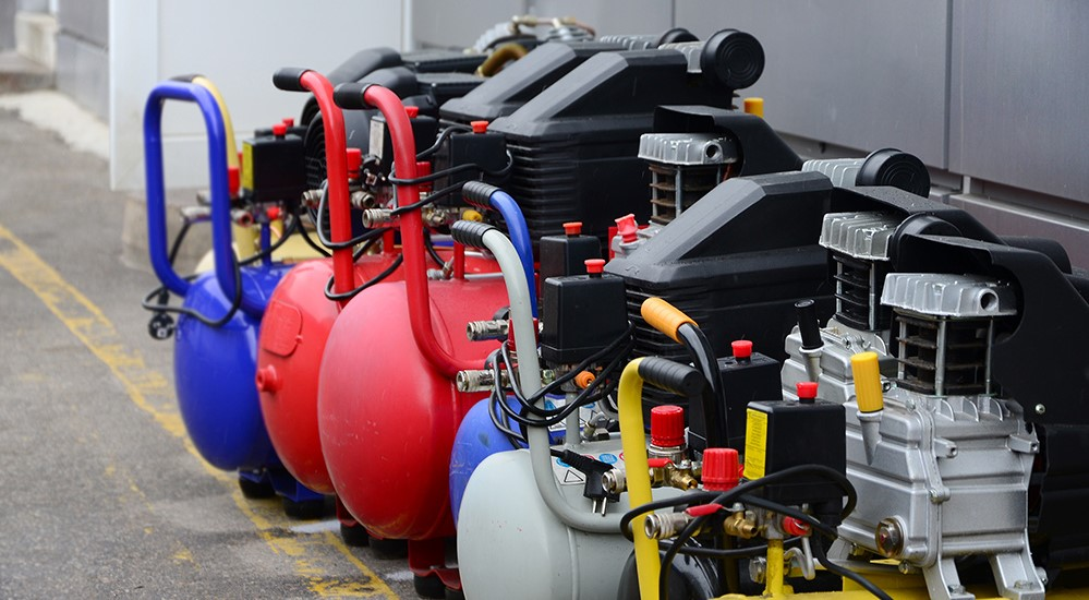 Different Types Of Air Compressors